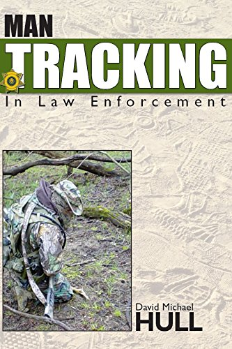 book cover: Man Tracking in Law Enforcement